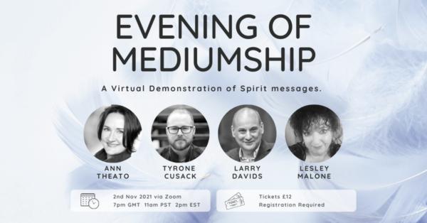 EVENING OF MEDIUMSHIP